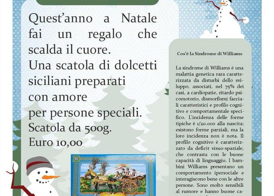 Cosa E Il Natale.Campagna Di Natale 2017 Apw Italia Sindrome Di Williams